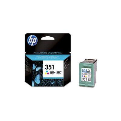 HP 351 Printer Ink Cartridge (CB337EE) - Tri-Colour- Duplicate