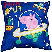 George Pig Cushion - Planets