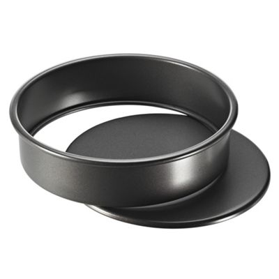 Professional Cook Loose Base 18x4.5cm Cake Tin