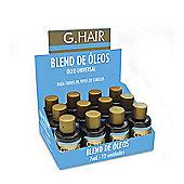 Universal Oil Blend Ampoule Set - G.Hair