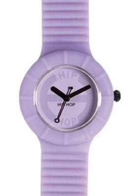 Hip Hop Unisex Full Colour Lilac Blossom Strap Watch HWU0063