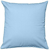 Homescapes Blackout Scatter Cushion Blue - 45 x 45 cm