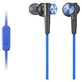 Sony MDR-XB50 In-Ear Blue