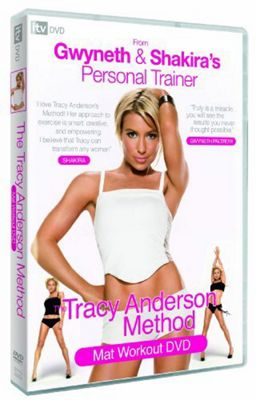The Tracy Anderson Method Mat Workout (Fitness DVD)