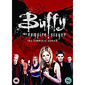Buffy Complete Season 1-7: 20Th Anniversary Edition