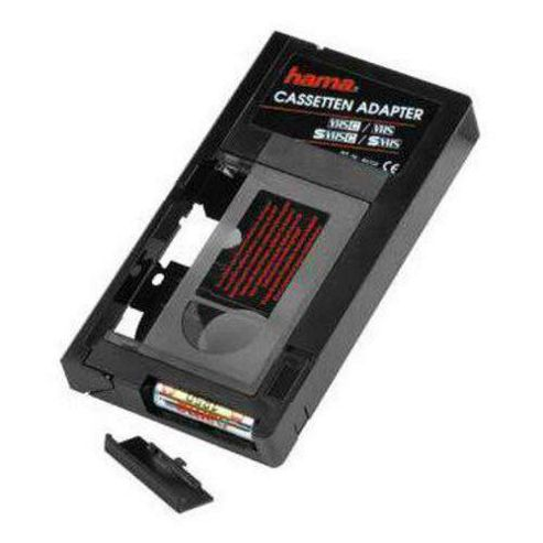 Hama 44704 Video Cassette Adapter VHS-C to VHS Auto