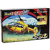 Eurocopter EC 135 ADAC Easykit 1:72 Scale Model Kit - Hobbies