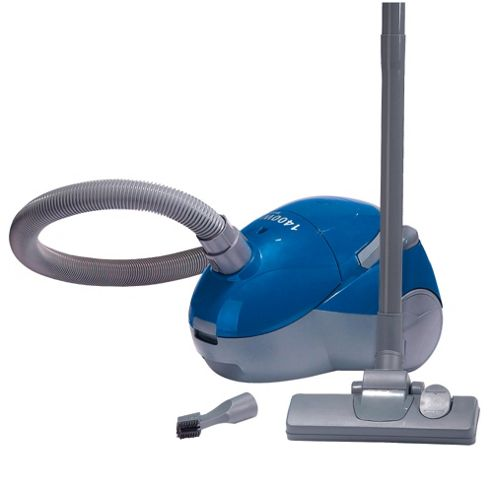 Tesco VC207 Bagged Cylinder Vacuum Cleaner