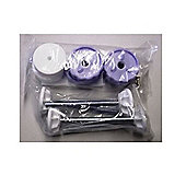 Bettacare Auto Close Fittings Pack Extra Narrow Blue