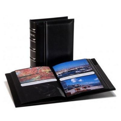 Buy Kenro Carlton Slip In Photo Album In Black Holds 200 7x5 Inch
