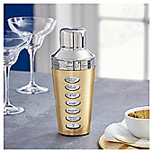 Fox & Ivy Gold Cocktail Shaker
