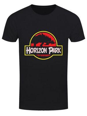 Horizon Park Men's T-shirt Black