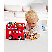Happyland London Bus Set