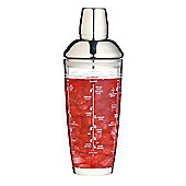 Bar Craft Boston Glass Cocktail Shaker 700ml