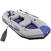 "Intex Mariner 3 Boat 117"" x 50"" x 18"" Set"