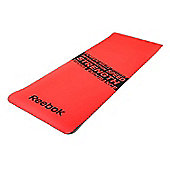 "Reebok Fitness Mat Red ""Strength"""