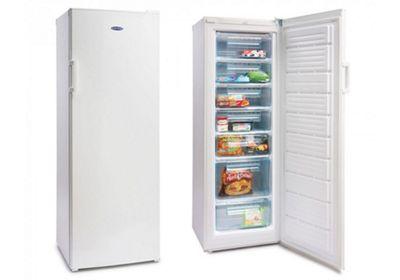 Iceking RZ245AP2 White 170cm Tall Freezer