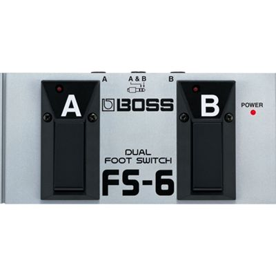 Boss FS6 Double Footswitch