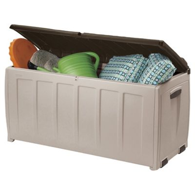 Keter Deluxe Garden Storage Box
