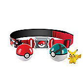 Pokemon Clip N Carry Poke Ball Belt