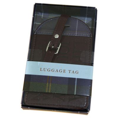 Heritage Luggage tag