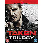 Taken 1-3 Bluray Boxset