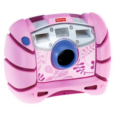 Fisher-Price Kid Tough Pink Camera