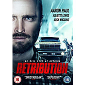 Retribution DVD