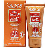Guinot Large Ecran UV Ultra UV Sunscreen High Protection Sun Cream 50ml SPF30