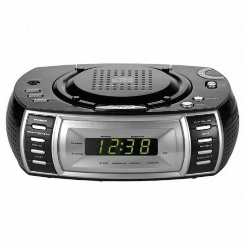 Tesco CD Clock Radio