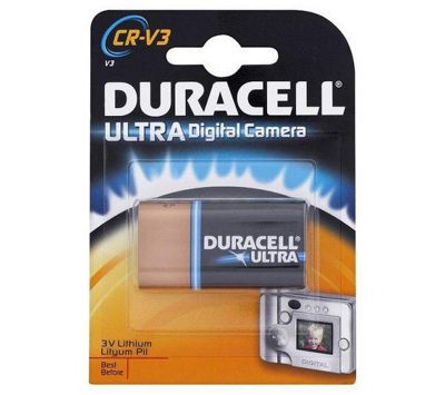 Duracell Ultra M3 CR-V3 Battery