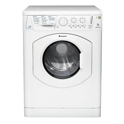 Aquarius 75kg 1400 Spin Washer Dryer White