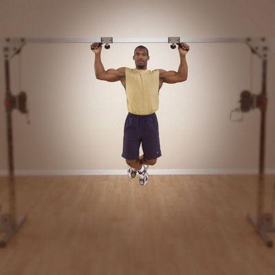 Body-Solid Lat/Chin Attachment