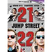 21 Jump Street / 22 Jump Street DVD