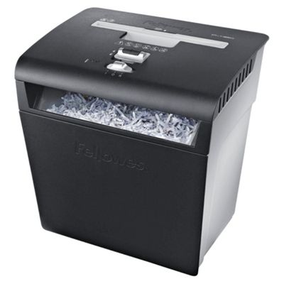 Fellowes Powershred P-48C Cross Cut Shredder with 18 litre bin