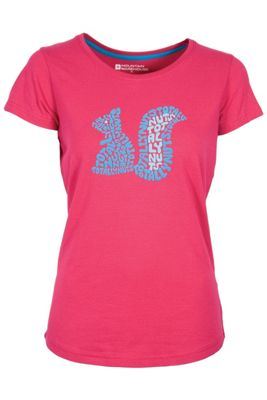 Totally Nuts Women's Cotton Tee-Shirt