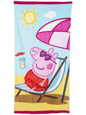 Peppa Pig Beach Towel