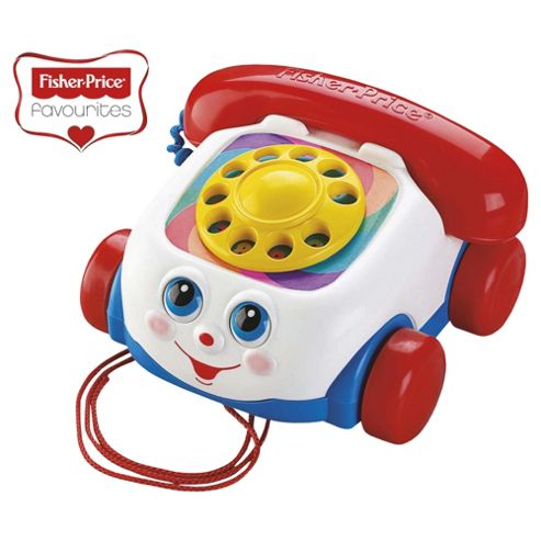 Fisher-Price Chatter Phone