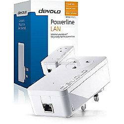 Devolo dLAN Powerline 1200+ Single Adaptor