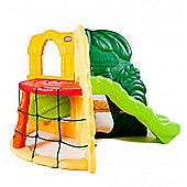 Little Tikes Jungle Climber Wavy Slide