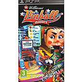 Williams Pinball Classics - PSP