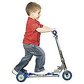 Ozbozz Cosmic Light 3-Wheel Scooter