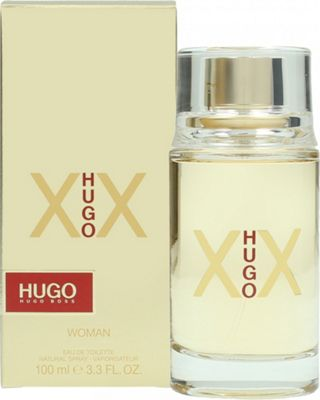 Hugo Boss XX Eau de Toilette (EDT) 100ml Spray For Women