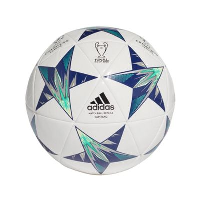 adidas UEFA Champions League Finale Capitano Football Soccer Ball Kiev 2018 - 5