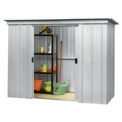 Yardmaster Metal Sheds Deals Amp Sale Cheapest Prices From