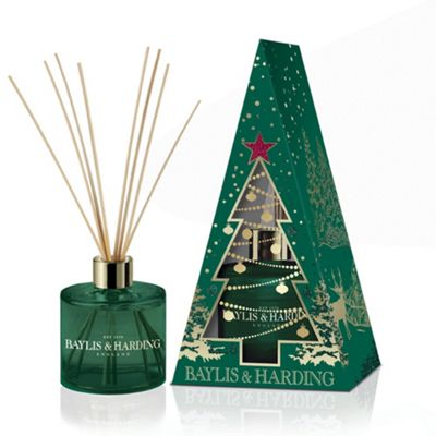 Baylis & Harding Festive Spruce & Berries Scented Diffuser