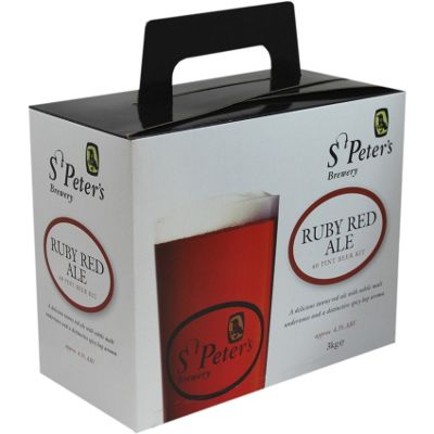 St Peters - Ruby Red Ale - 40 Pints