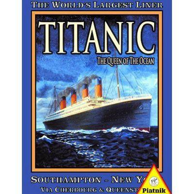 Titanic - 1000pc Puzzle