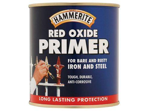 Hammerite 5092844 Red Oxide Primer 500ml