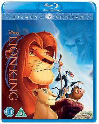 The Lion King Double Play - Blu Ray & DVD